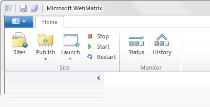 Microsoft Programmieren Software Web WebMatrix