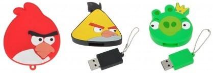 Angry Birds Fanboy Gadget USB-Stick Zubehör