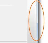 Chrome Erweiterung Plugin Scrollbar