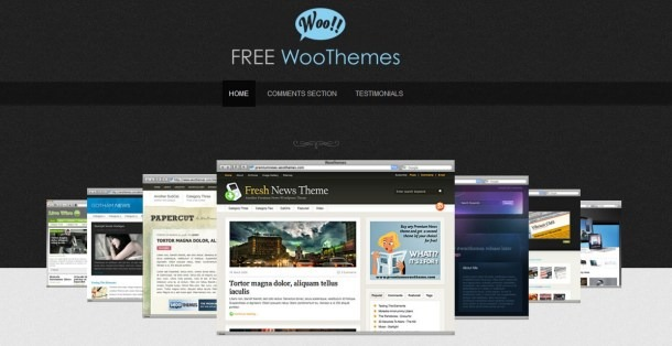 Blog GPL Style Themes Wordpress