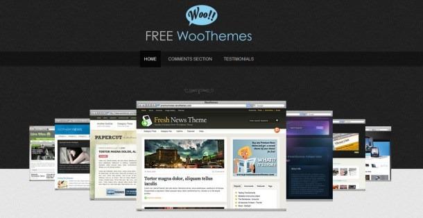 Blog GPL Style Themes Wordpress