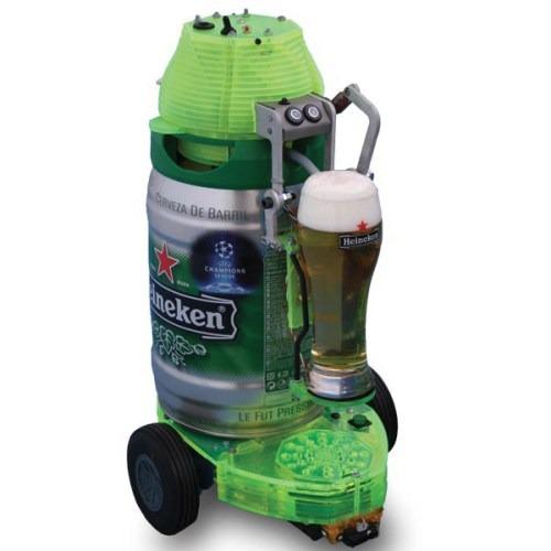 Bier Fun Gadget Roboter