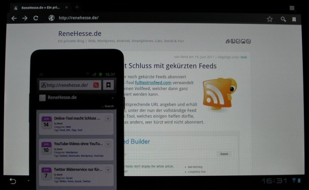 Android Plugin Tipp User Agent