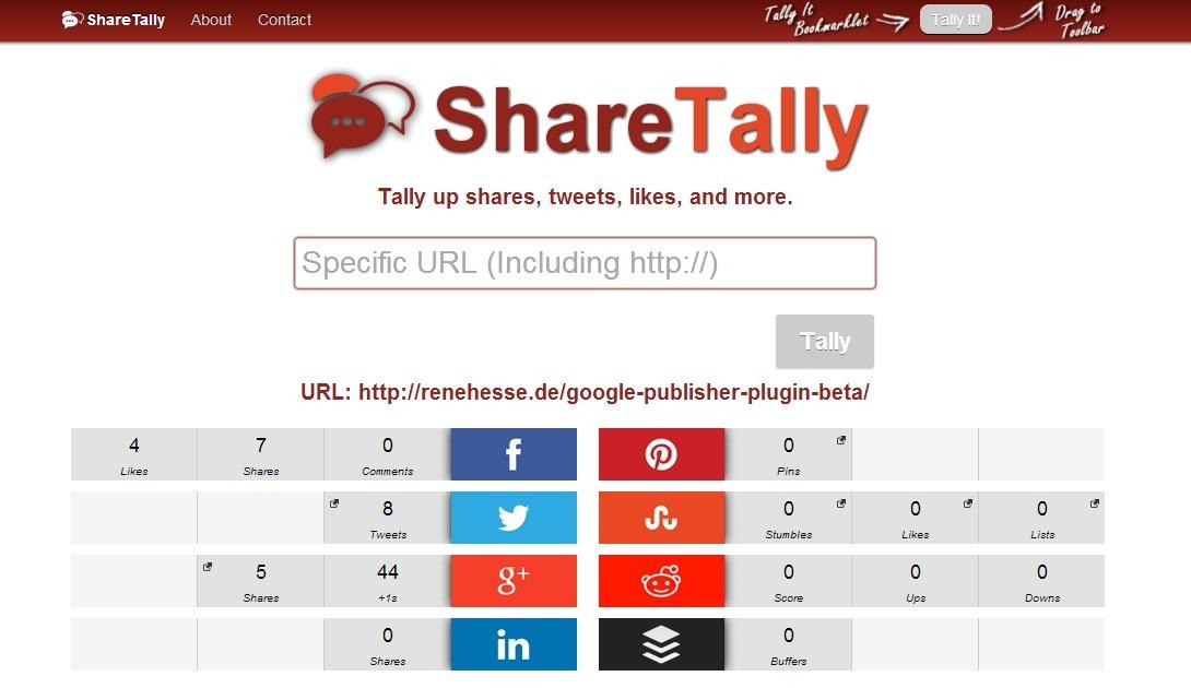 Social Tool Web