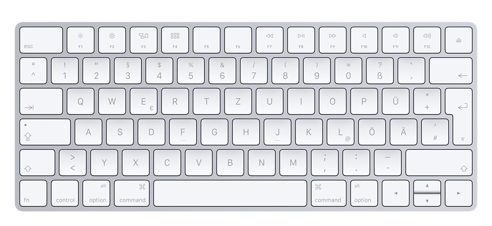 aff Apple Tastatur