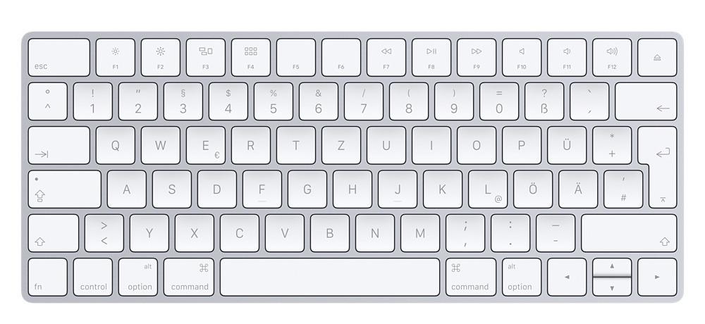 aff Apple Tastatur