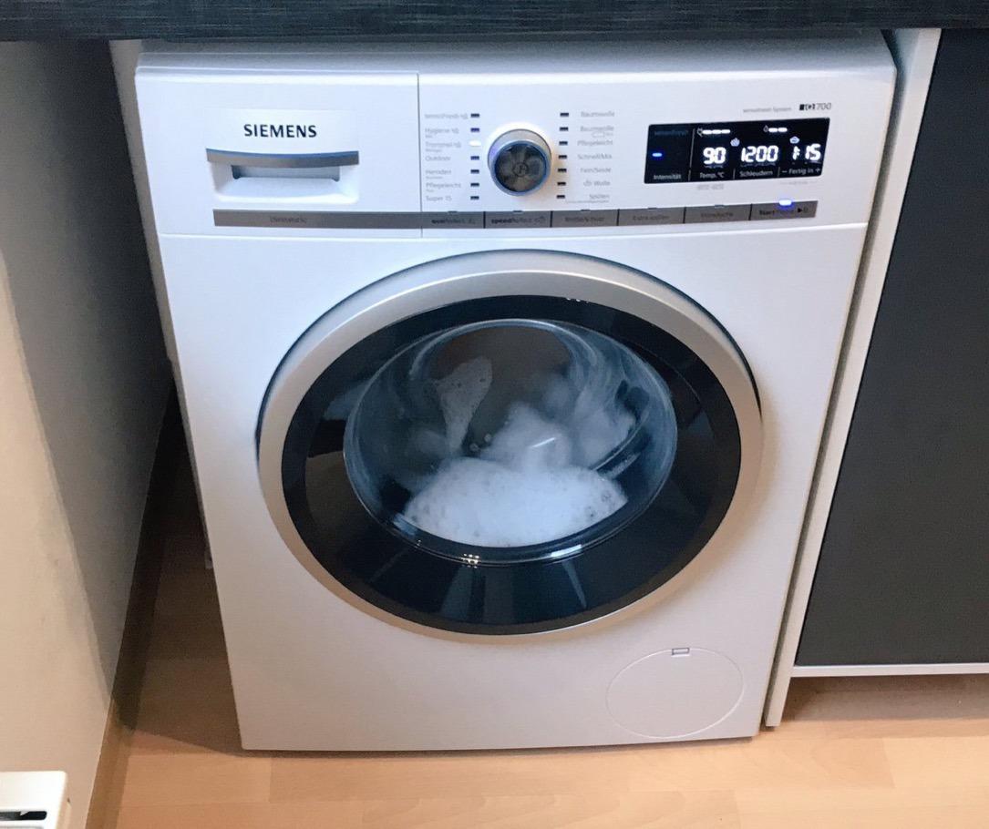 aff Haushal Siemens Waschmaschine
