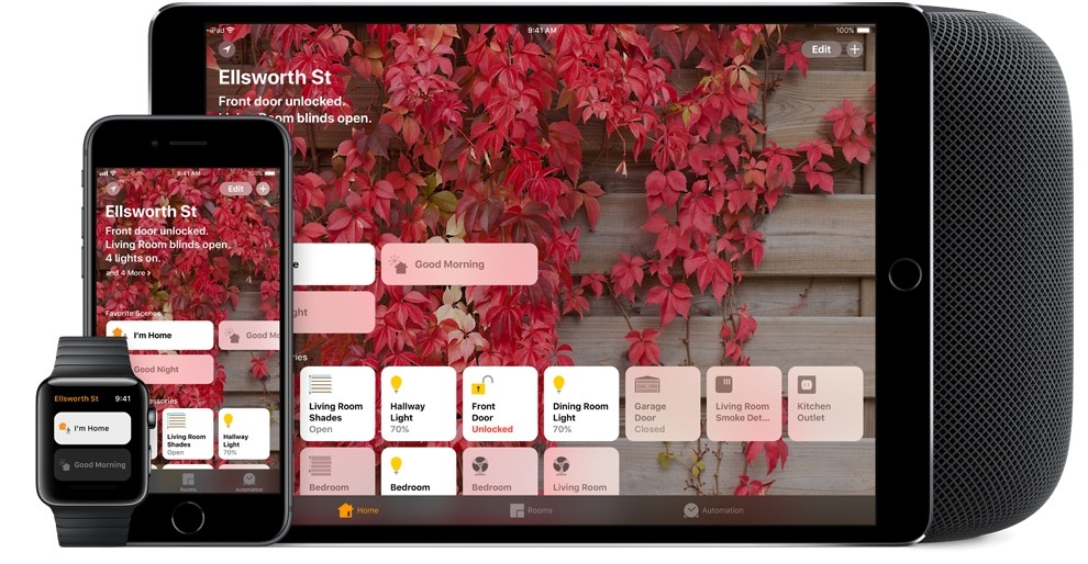 Apple homekit iOS