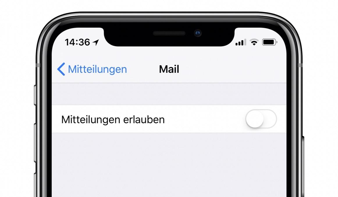 Apple iOS iPhone push Sticky workflow