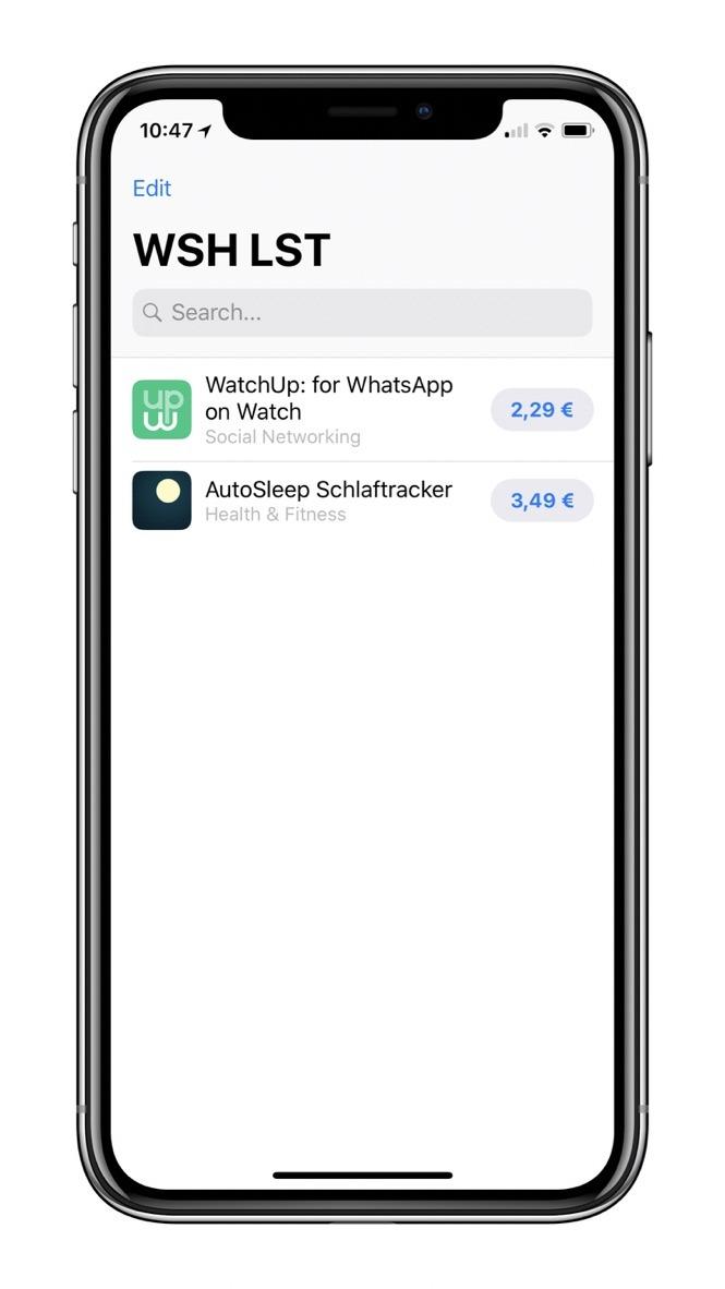 App app store Apple iOS