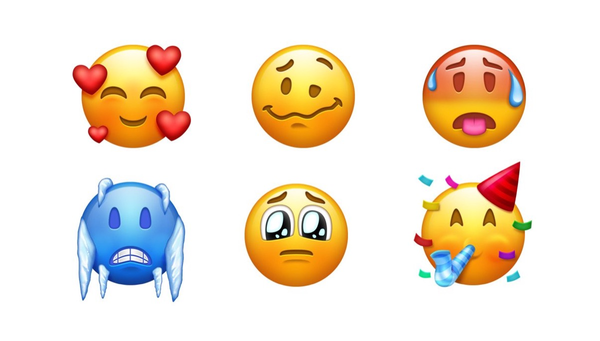 Apple emoji Tech