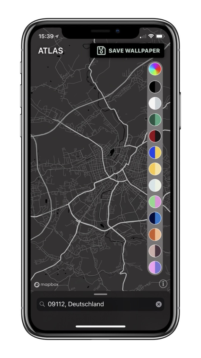 Apple iOS wallpaper