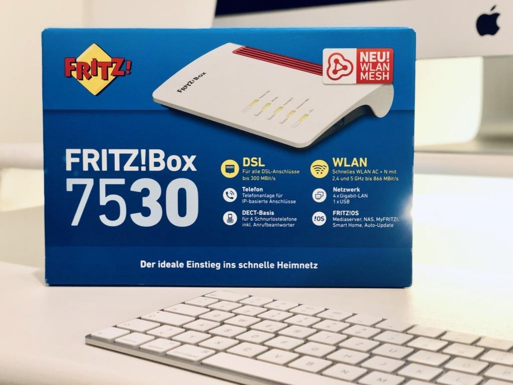 7530 aff fritzbox