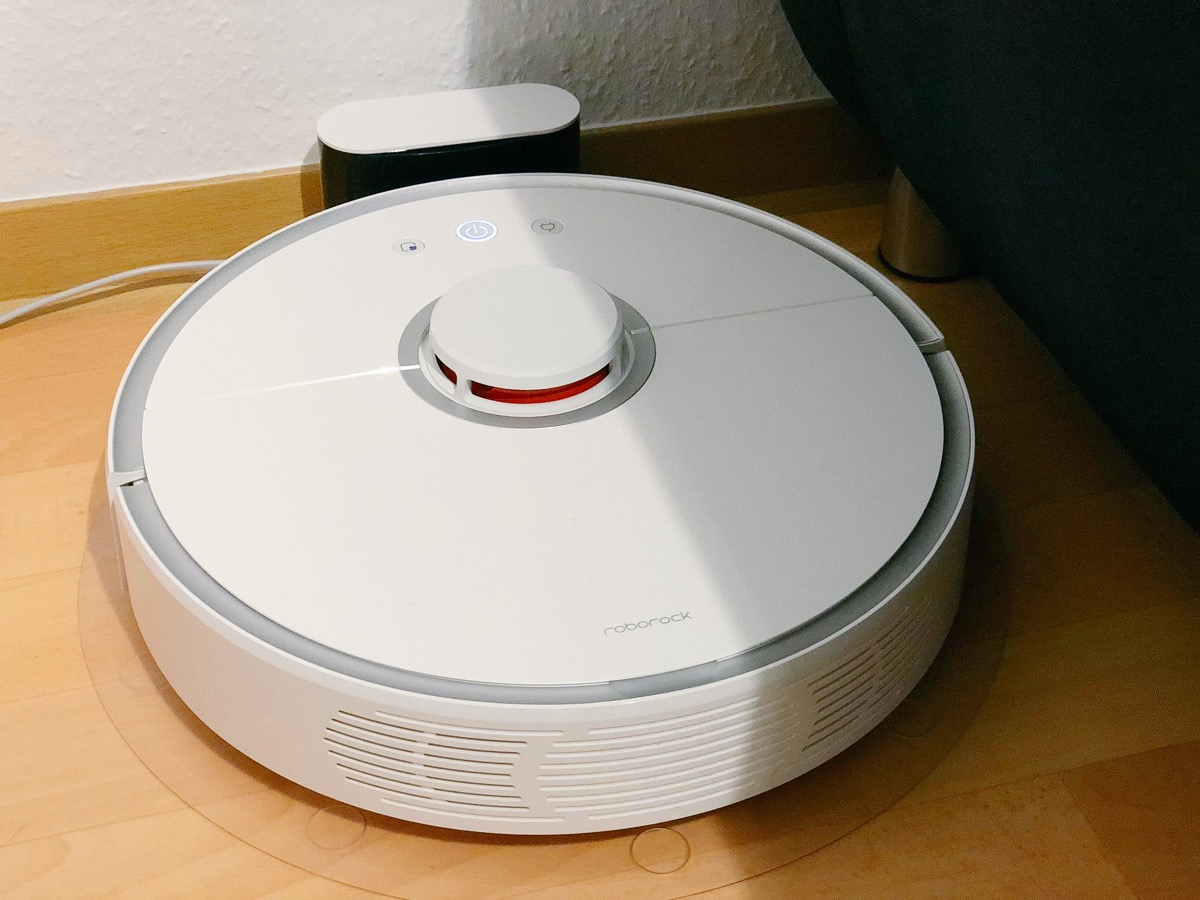 aff robo Roboter s50 staubsauger xiaomi