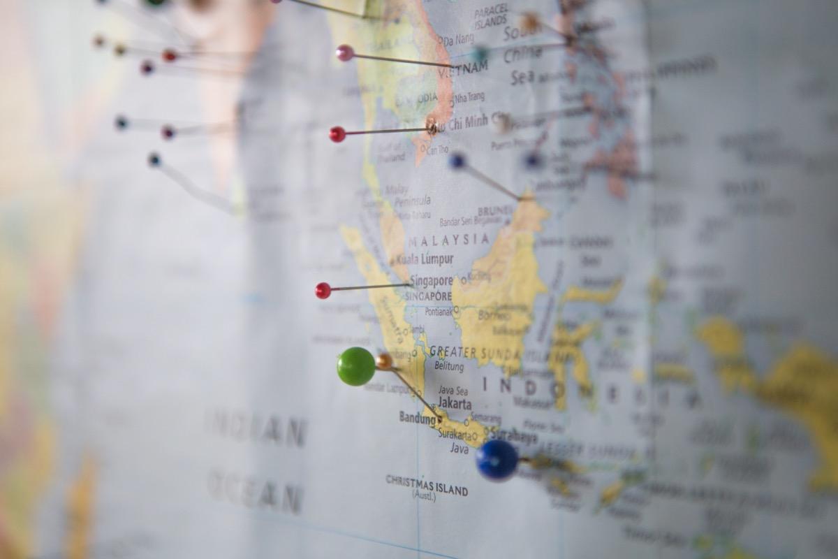 karten map orte Tool Web