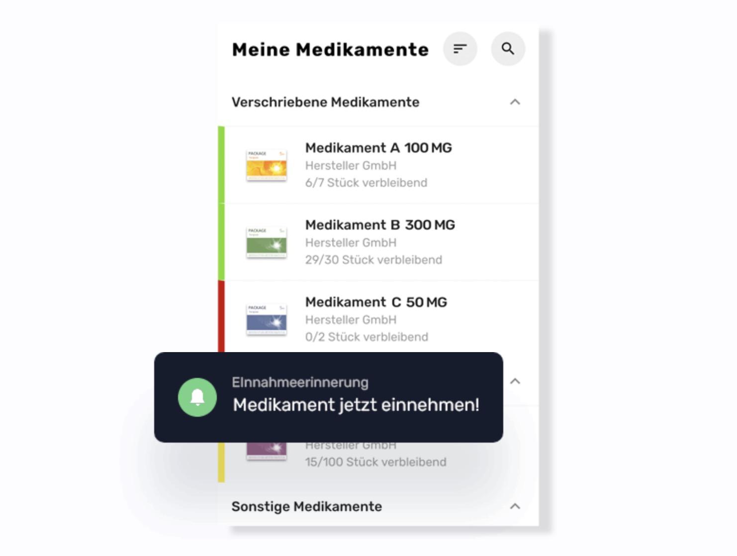 Android Apotheke App iOS
