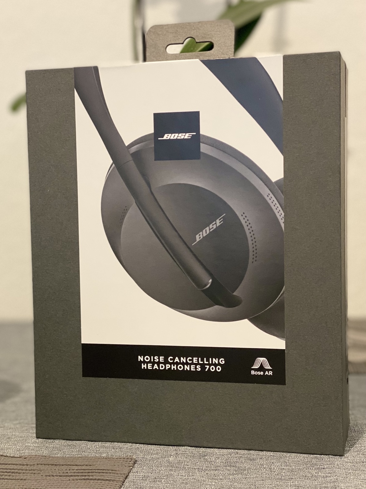 700 aff ANC Bose Headphones Tech Test
